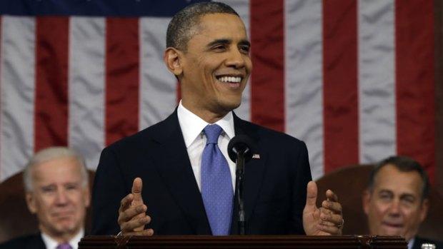 Video: Obama llama al trabajo conjunto