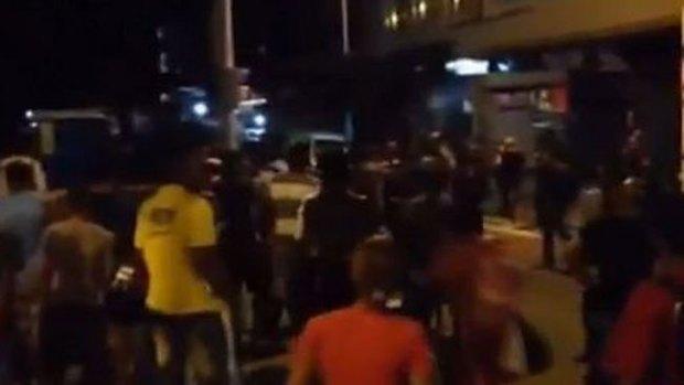 Video: Brasil, al rojo vivo tras muerte de bailarín
