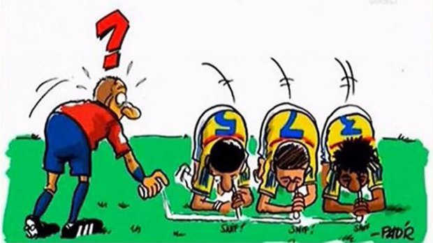 Video: Una viñeta desata la furia de Colombia
