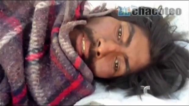 Video: Lo dejan morir a las puertas de hospital