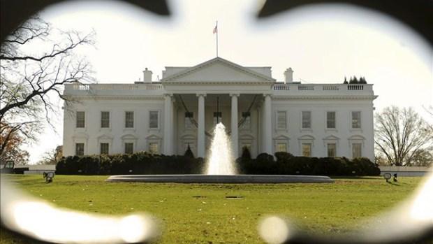 Video: Casa Blanca: Arrestan hombre armado