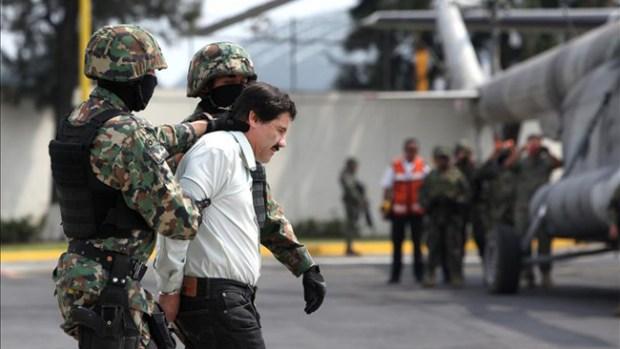 """Video: """"El Chapo"""" empieza a revelar secretos"""