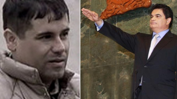 Video: Político acusado de pactar con El Chapo