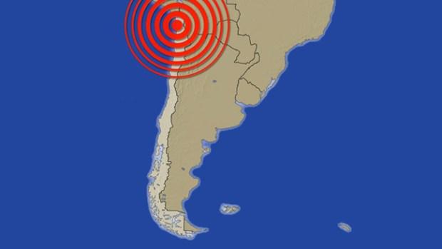 Video: Sismo de 7.6 vuelve a estremecer a Chile