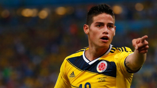 Video: El Madrid quiere a James Rodríguez