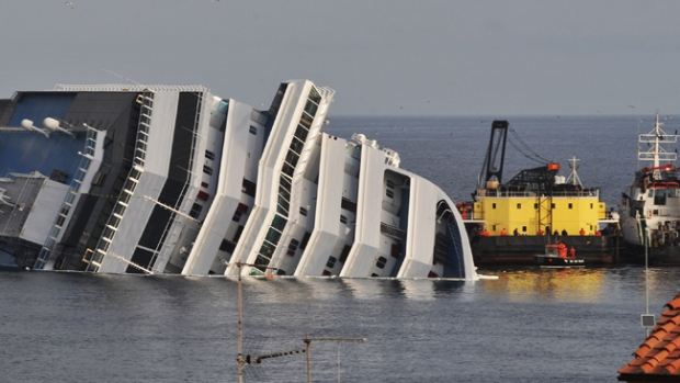 Galería: Y van 16...del Costa Concordia