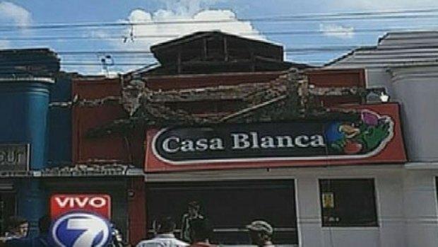 Video: Tres muertos en Costa Rica