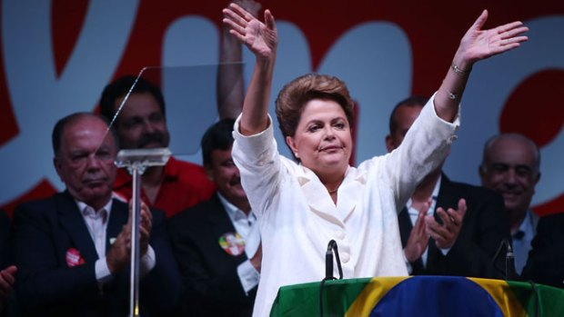 Video: Brasil: Rousseff presidenta hasta 2019
