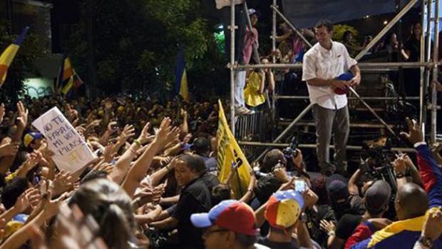 Video: Venezuela entra en la recta final