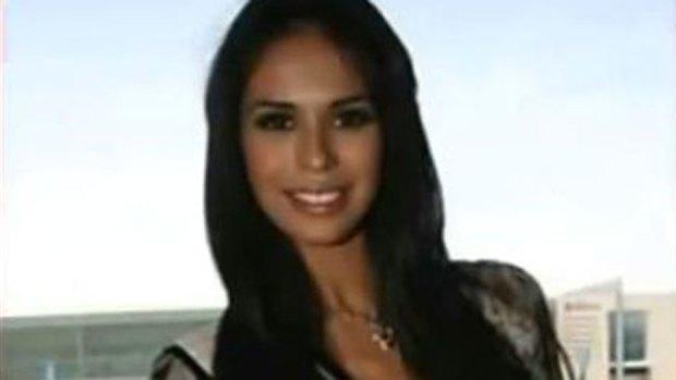 """Video: La mujer que estaba con """"El Chapo"""""""