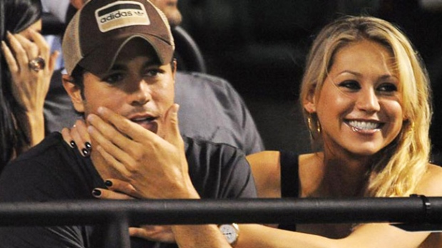 Video: Enrique Iglesias y Kournikova, ¿el fin?