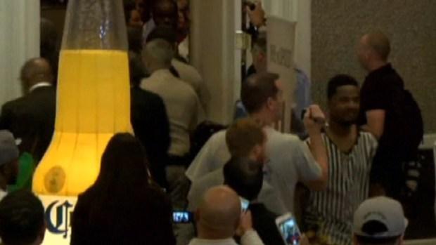 Video: Estampida en Las Vegas deja 60 heridos