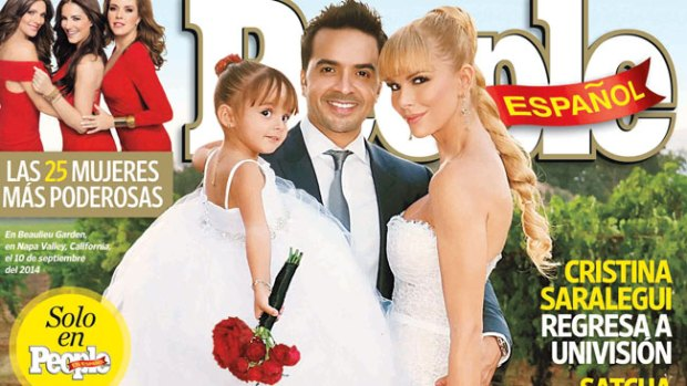 Video: Luis Fonsi muestra su boda en People