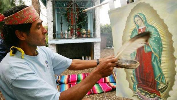 Galería: Gran devoción a la Virgen de Guadalupe