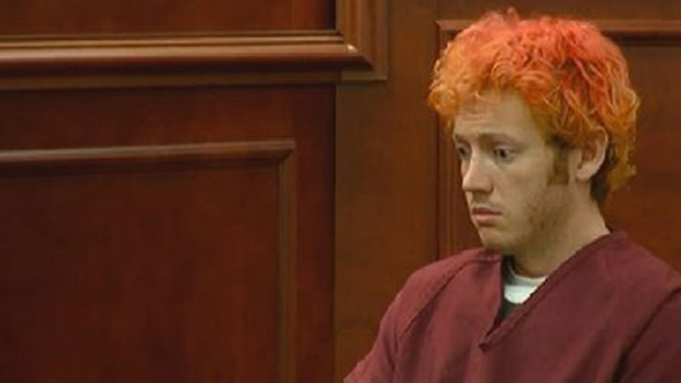 Video: Masacre de Aurora: James Holmes se declararía no culpable