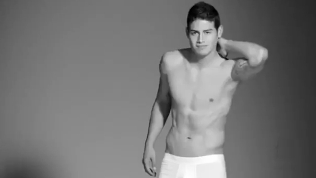 Video: James Rodríguez corona revista People