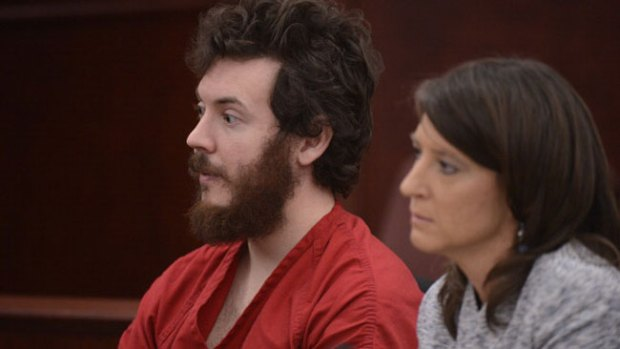 Video: Juicio a James Holmes, el 5 de agosto