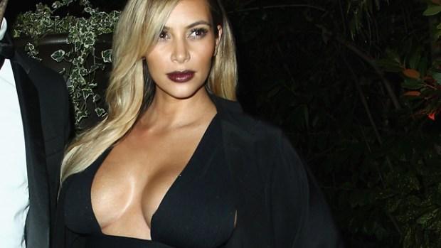 Video: Kim Kardashian se está quedando calva