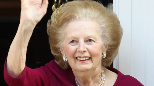 Video: Fallece Margaret Thatcher