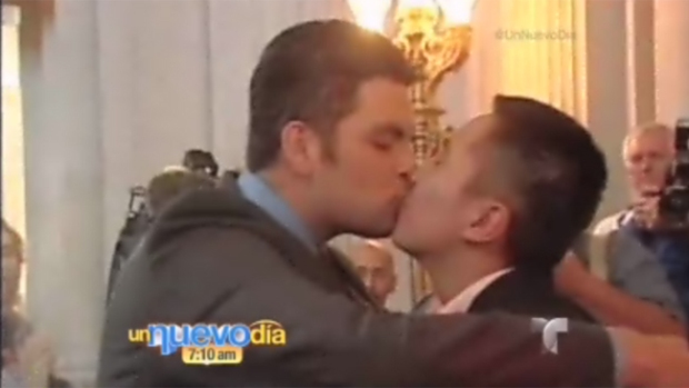 Video: Al Supremo: el matrimonio homosexual