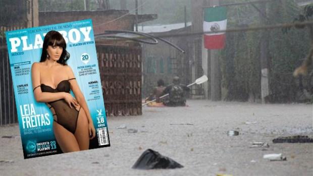 Video: Playboy México: rechazan nuestra ayuda