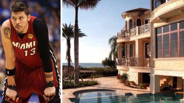 Video: Miller del Heat vendió su mansión
