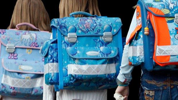 Video: Fiebre por mochilas blindadas