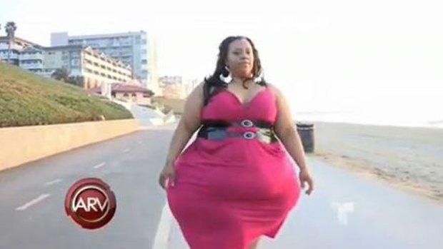 Video: La mujer más caderosa del mundo