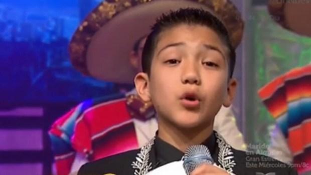 """Video: El """"Charro de Oro"""" quiere romper récord"""