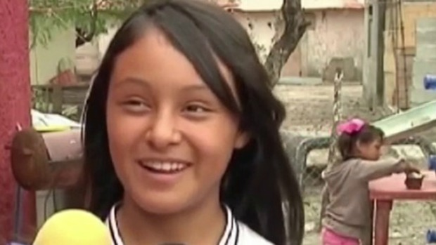 "Video: Paloma, la ""Steve Jobs"" mexicana"
