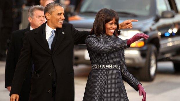 Video: La investidura de Obama, paso a paso