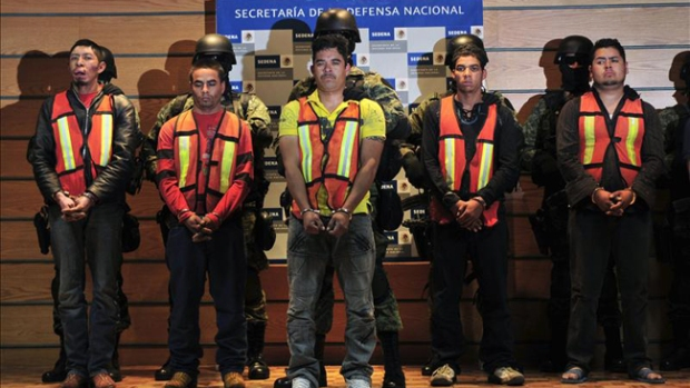 Video: EEUU en operativo secreto con México