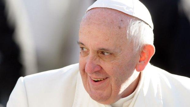 Video: Papa confiesa haber sido un ladrón