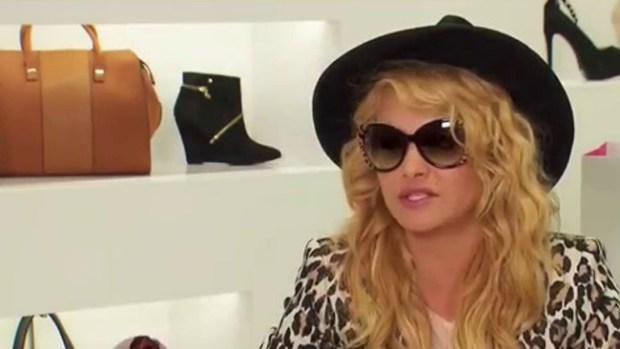 Video: Paulina entra al mundo de la moda