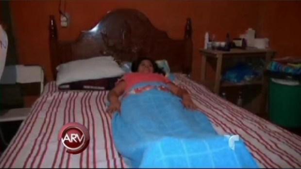 Video: Parapléjica tras operación en un hospital