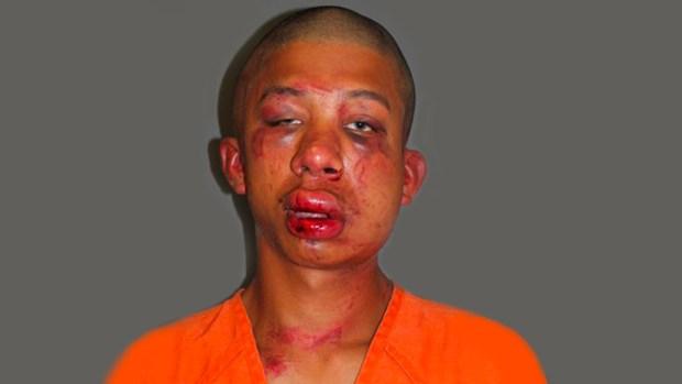 Video: Policía: golpiza fue justificada