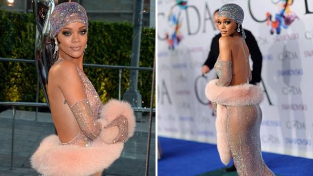 Video: Rihanna, más transparente que nunca