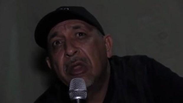 Video: Líder de cartel suelta bomba política
