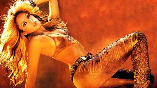 Video: Premian curvas de Shakira