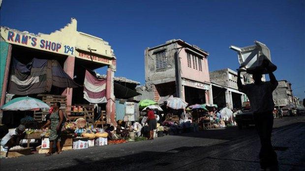 Galería: A 3 años del sismo: Haitianos desplazados