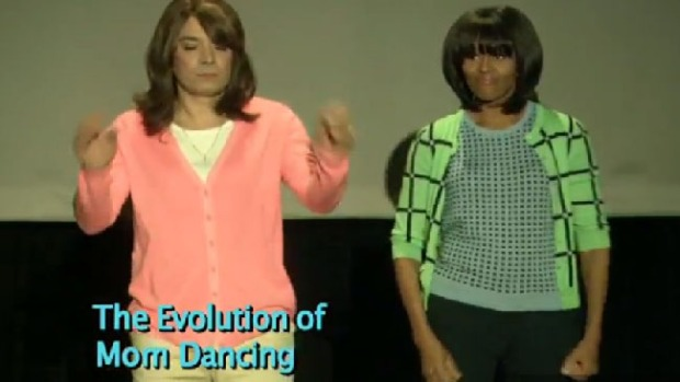 "Video: ""A moverse"" con Michelle Obama"