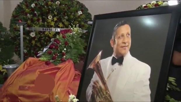 Video: Le dan el último adiós a Aldo Sarabia