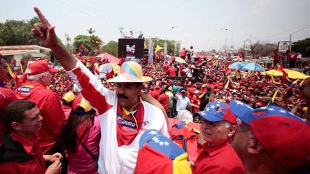 Video: Venezuela: masivos cierres de campañas