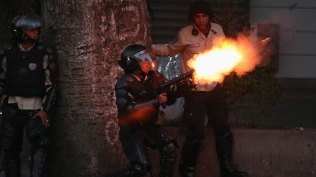 Video: Aumenta cifra de muertos en Venezuela