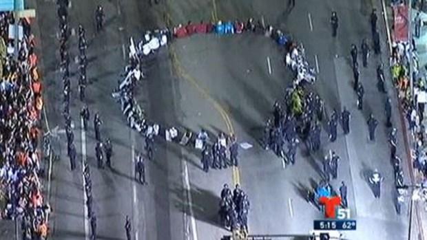 Video: EEUU: Protestan empleados de Walmart