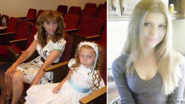 Fotos: hija acusada de matar a madre y hermana en Tijuana