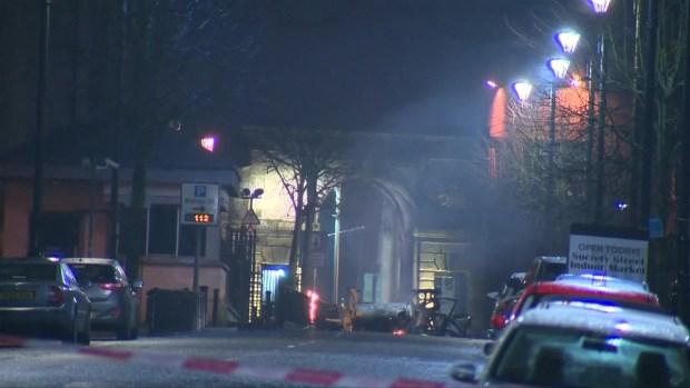 [TLMD - LV] Bombazo sacude ciudad en Irlanda del Norte