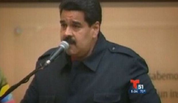 Video: Maduro rompe relaciones con Panamá