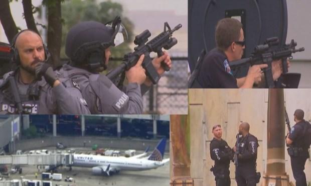 Muertos y heridos en tiroteo en el aeropuerto de Fort Lauderdale