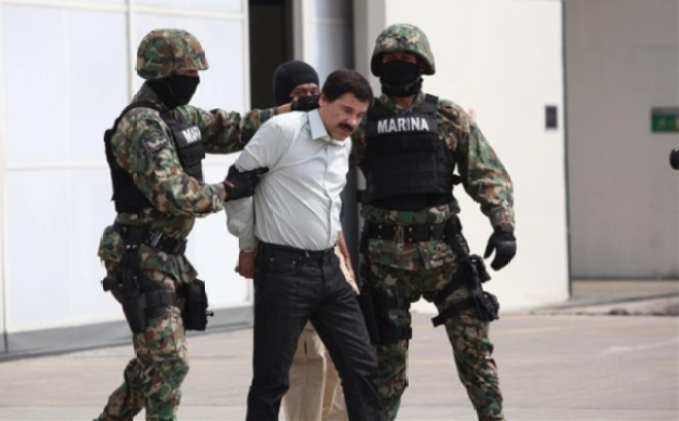 """Video: Presentan cargos contra """"El Chapo"""""""
